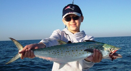 Mack attack time fishing tackle depot when the for Skyway bridge fishing report