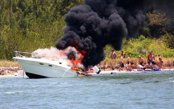 Don't Let This Happen To Your Boat!